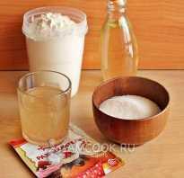 Постное печенье на рассоле: 3 рецепта