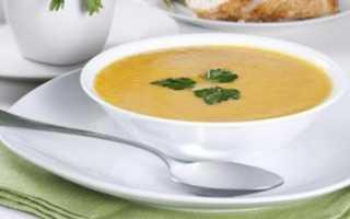 Овощной крем-суп: рецепт, особенности приготовления и отзывы