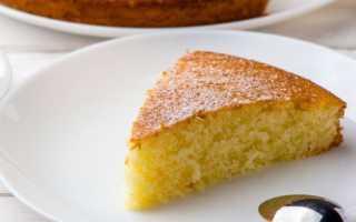 Как приготовить очень вкусный манник на кефире и кислом молоке в духовке и мультиварке: лимонный и шоколадный, рецепты с яблоками и бананами