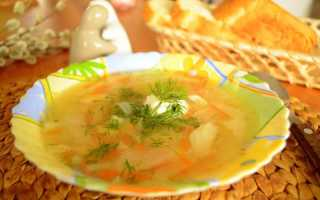 Щи из свежей капусты с курицей – несколько рецептов