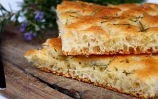 Итальянская фокачча: интересные факты, домашние рецепты, история появления