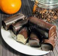Нежные глазированные сырки в шоколаде