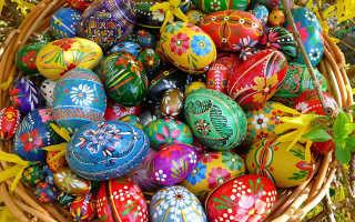 Как красиво покрасить яйца на Пасху: 11 необычных способов окрашивания