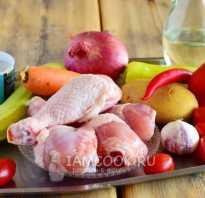 Овощное рагу с курицей — 8 пошаговых рецептов приготовления