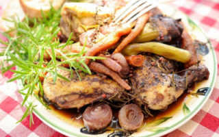 Лучшие рецепты приготовления курицы в красном вине для особых случаев
