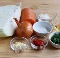 Рецепты из детства: тушеная капуста как в столовой в детском саду