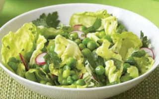 Легкий салат из пекинской капусты и зелёного горошка. Салат из пекинской капусты и горошка рецепты с фото