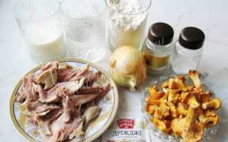 Готовим пирожки с мясом и грибами — 3 рецепта