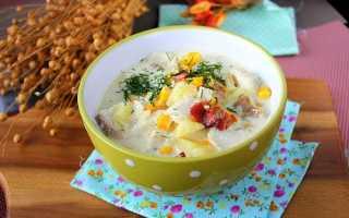 Суп из трески – ароматное первое блюдо. Как приготовить вкусный суп из трески: рецепты с сыром, рисом, кукурузой, сливками, беконом