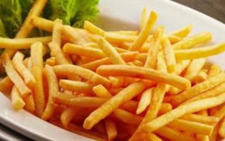 Картофель фри в домашних условиях — 6 вкусных рецептов
