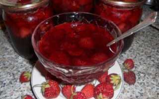 Варенье из клубники на зиму — 6 оригинальных рецептов