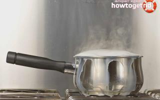 Как кипятить молоко: посуда, время, советы