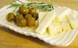 Канапе с сыром и оливками: рецепты