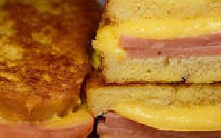 Бутерброды с ветчиной и сыром: особенности приготовления, рецепты и рекомендации