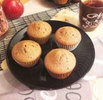 Кексы с вареной сгущенкой: рецепт с фото в домашних условиях