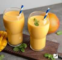 Рецепты коктейлей с манго