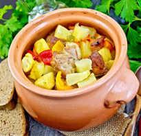 Как вкусно приготовить картошку с курицей в горшочках
