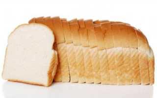 Хлеб пшеничный: калорийность, какой лучше выбрать