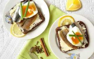 Бутерброды с килькой – вкус ностальгии