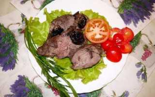 Рецепты говядины в духовке сочной с черносливом и секреты приготовления блюда