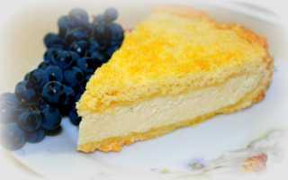 Творожный пирог с крошкой – 6 вкусных рецептов
