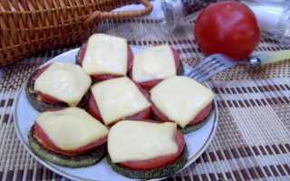 Бутерброды из кабачков с помидорами и сыром 2019. Бутерброды и закуски из кабачков быстрого приготовления на праздничный стол