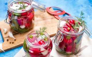 Топ 10 рецептов приготовления редиски на зиму пальчики оближешь
