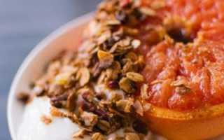 В чем польза и вред запеченного грейпфрута с медом? рецепт медового коктейля с грейпфрутом
