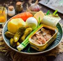Слоеный салат с печенью трески: подбор ингредиентов и рецепты