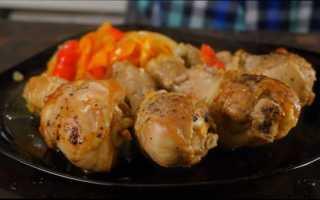 Курица в пакете рецепт
