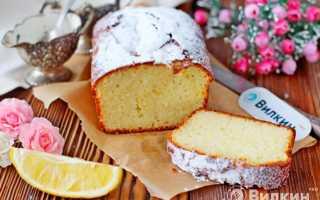 Кекс на йогурте: рецепты приготовления десерта