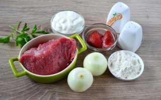 Бефстроганов из говядины — лучшие рецепты. Как правильно и вкусно приготовить бефстроганов из говядины