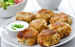 Картофельные котлеты — 10 рецептов приготовления