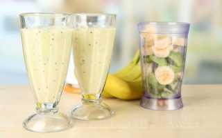 Cмузи с киви, бананом и апельсином – лучшие рецепты