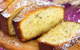 Вкусный рецепт кекса с изюмом в хлебопечке