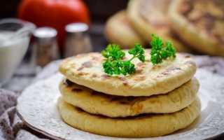 Лепешки на сметане – простые и вкусные рецепты аппетитной выпечки