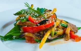Овощное соте – пошаговый рецепт с фото и видео