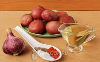Запекаем хрустящую картошку с корочкой