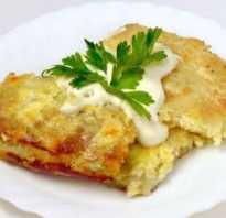 Шницель из капусты – вегетарианский вариант популярного блюда
