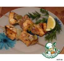 Шашлычки из семги на шпажках в духовке: рецепты вкуснейшей рыбки