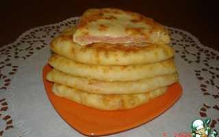 Сырные лепешки на кефире на сковороде – пошаговые рецепты теста и начинки с фото