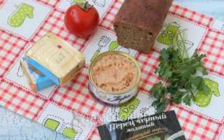 Бутерброды с икрой трески – вкусно и полезно