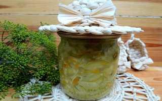 Самые вкусные салаты из кабачков на зиму — 6 рецептов без стерилизации