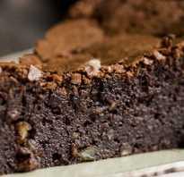 Шоколадный пирог без яиц: пошаговые рецепты приготовления с разными ингредиентами + фото и видео
