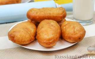 Картофельные пирожки: рецепты картофельных пирожков с различными начинками
