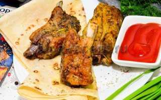 Ребрышки в духовке в фольге – мясоеды будут в восторге! Рецепты ребрышек в духовке в фольге с аджикой, овощами, грибами