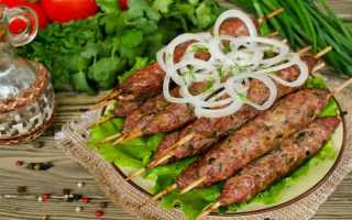 Люля-кебаб в домашних условиях. Как приготовить люля-кебаб в духовке, на сковороде и на мангале