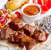 Шашлык из свинины с уксусом и луком — 6 советских рецептов