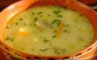 Суп из цветной капусты — 8 рецептов приготовления