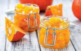 Варенье из тыквы с апельсином. Пошаговый рецепт с фото